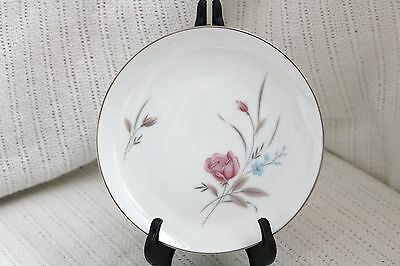 """Fashion Manor Fine China - NEW ROSE - Japan - 6 1/2"""" Bread & Butter Plate"""