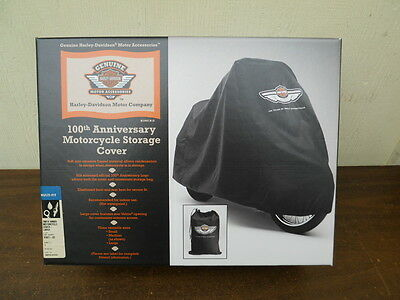 NOS OEM Harley-Davidson 100th Anniversary 91627-03 LARGE Indoor COVER Touring