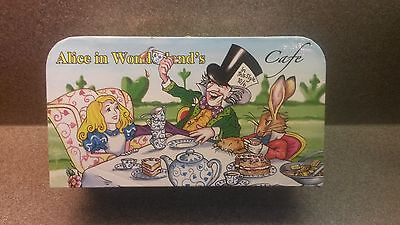 Cardew Design Alice In Wonerland 9 Oz Mugs And Spoons Set Of 2 With Case