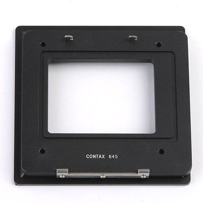 Contax 645 For Sinar P3 camera Adapter Camera Photograph Accessory