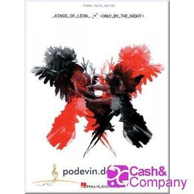 Kings Of Leon - Only By The Night - Libro De Musica Klavier, Gesang &