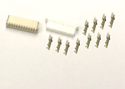 JST SH 1.0mm Micro 11Pin Female Connector,Contact Terminal,Top Entry Header x 20