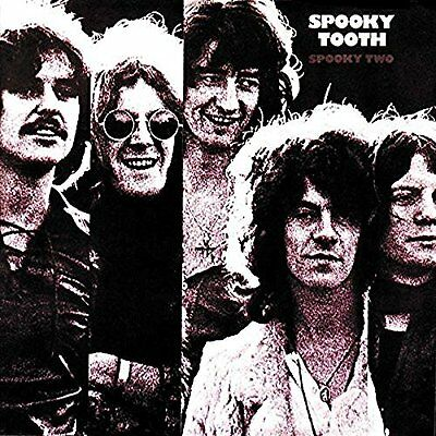 Spooky Tooth-Spooky Two (Uk)  (Uk Import)  Cd New