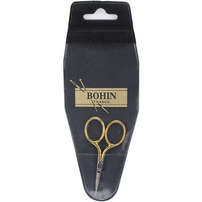 "Embroidery Scissors 2.875""-Gilt Handle 24348"