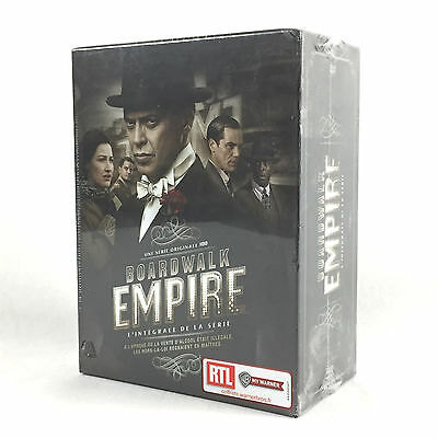 Coffret DVD Boardwalk Empire / L'INTEGRALE De La Série / Saison 1 2 3 4 5 (1 à 5