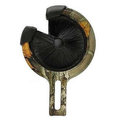 Arrow Rest Brush Right & Left Hand Arrow Brush Compound Bow Camouflage Black