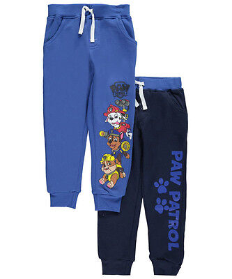 """Paw Patrol Little Boys' Toddler """"On Patrol"""" 2-Pack Joggers (Sizes 2T - 4T)"""