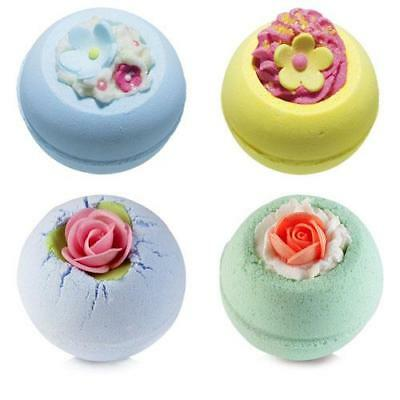Bomb Cosmetics Flower Girl Bath Blasters 4 Pack