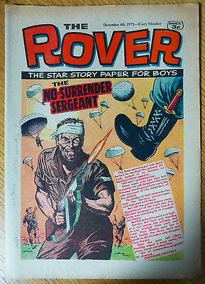 The Rover (UK Comic) - 4th December 1971