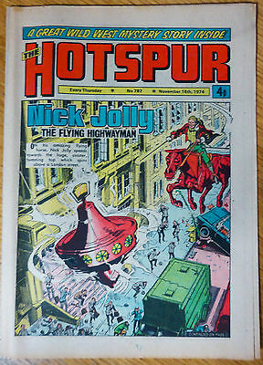 The Hotspur (UK Comic) - Issue #787 (16th November 1974)