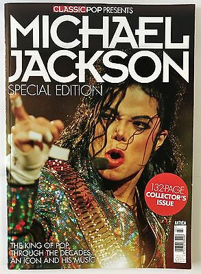 Classic Pop Presents Michael Jackson Special Edition Magazine From 2016