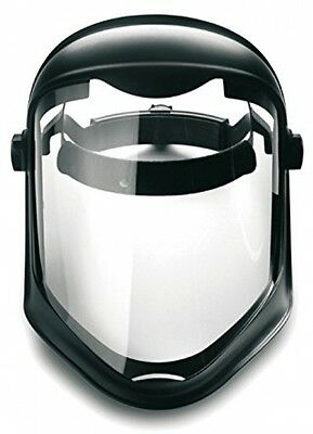 Honeywell 1011623 Bionic Face Shield With Uncoated Polycarbonate Screen Clear