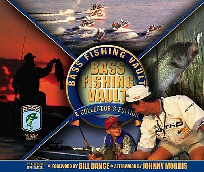 Bass Fishing Vault Hardcover – May 1 2011