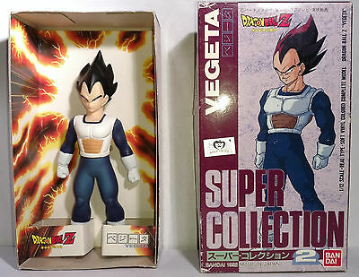 Dragon Ball Z Rare Super Collection - Vegeta Vol. 2 (Vintage Bandai 1992)
