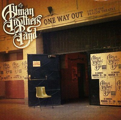 One Way Out Audio CD