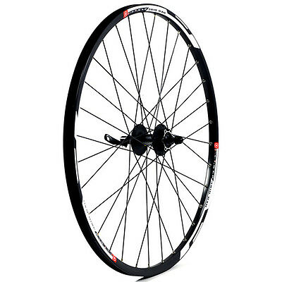"29"" Mtb Shimano Deore Disc Black Tubeless Ready. Front Wheel"