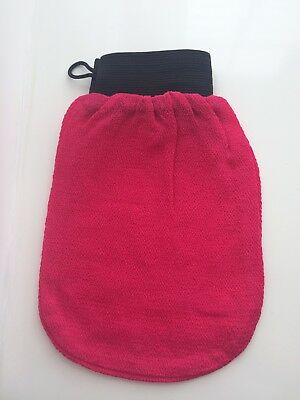 Fake Tan Eraser-remover Exfoliating Mitt
