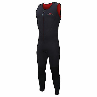 Sola Adult 3mm Long John / Wetsuit / Kayak / Canoe / Surf / Watersports