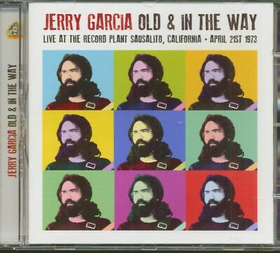 Jerry Garcia - Old & In The Way - Live At The Record Plant Sausalito, Califor...