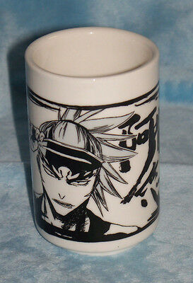 Bleach Renji Abarai sake glass cup anime manga