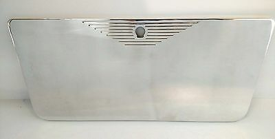67-72 Chevy GMC Truck Glove Box Door Storage Lid Finned Aluminum