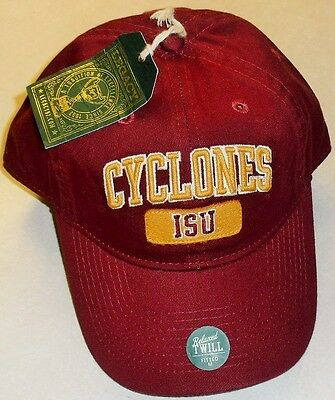 finest selection c4ec6 c14c3 ... official store iowa state cyclones university one fit stretch fit hat  sz. medium new ncaa