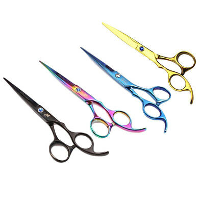 6.0 Professional Barber Hairdressing Cutting Scissors Salon Hair Shears New WP