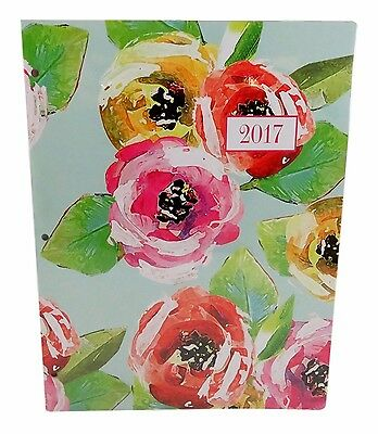 """Blue Sky™ Fashion Monthly Planner, 8 1/2"""" x 11"""", Gloria,  2017  19174"""