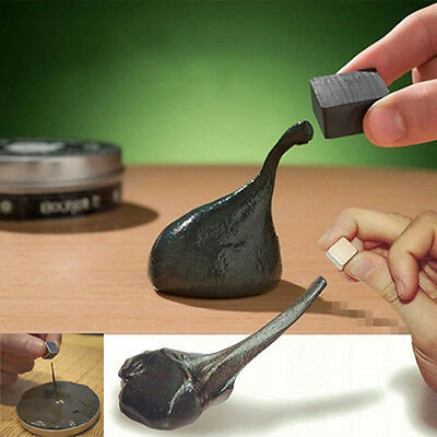 Super Magnetic Desk Education Crazy Thinking Strong Magnet Putty Silly Toy XP
