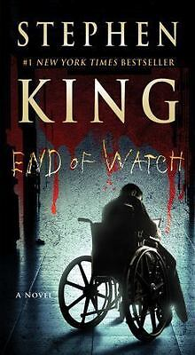 The Bill Hodges Trilogy: End of Watch 3 by Stephen King (2017, Paperback)
