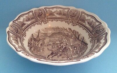 Superb J & G Meakin Americana Cereal / Desert / Fruit Bowl - Nice!