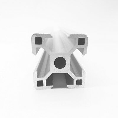 4PCS 30x30 100mm European Standard Linear Rail Aluminum Profile Extrusion