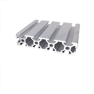 4PCS 20x80 100mm European Standard V-Slot Linear Rail Aluminum Profile Extrusion