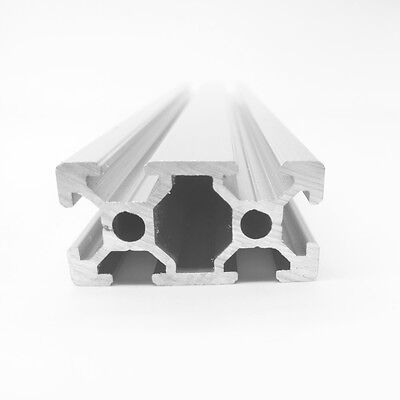 1PCS 20x40 650mm European Standard Linear Rail Aluminum Profile Extrusion