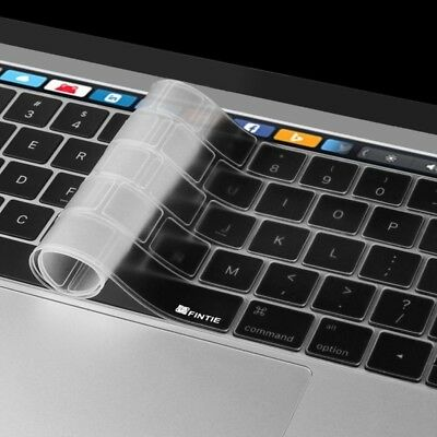 TECH ENKAY TPU Keyboard Protector Cover for MacBook Pro 13.3 Inch (2016) with T