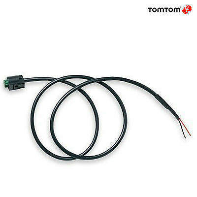 TomTom Battery Power Charging Cable Lead Rider V1 V2 Urban V3 Pro & V5 9K00.004
