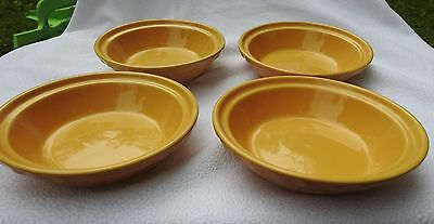 "Longaberger Pie Plates * Woven Tradition""  Butternut"