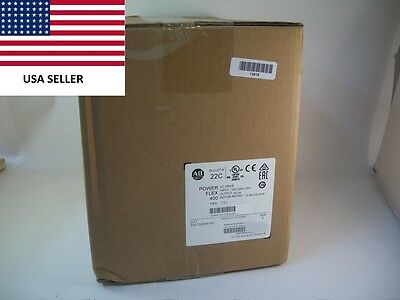*Ships Today 2017* Allen Bradley 22C-D030N103 Power Flex 40 Drive New 20HP