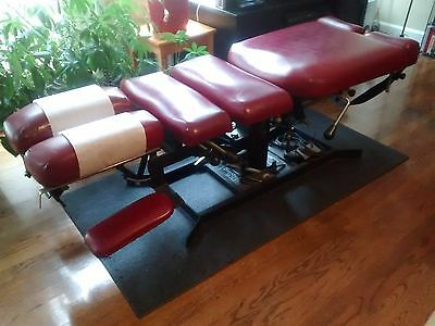 Eurotech Platinum Flexion Chiropractic Adjusting Table