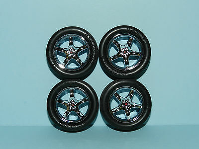 GMP 1/18 Cobra R Wheel Set Great for diorama or rebuilds