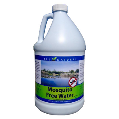 128 oz Care Free Enzymes Mosquito Free Water Tension Eliminator 94025-D