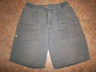 Womens Venture Scout Shorts Size 32 BSA Gray