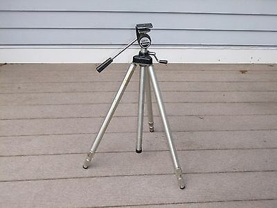 "Sunset Catalina 60"" Tripod with Tilt Head Camcorder Camera"