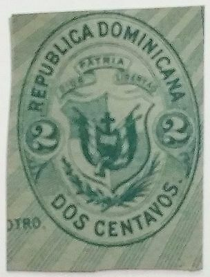 Dominican Republic Stamp Scu555Mm...worldwide Stamps