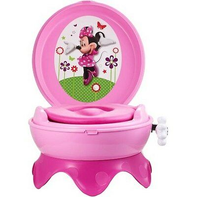 The First Years Disney Baby Minnie Mouse 3-in-1 Celebration Potty System System
