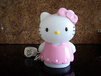 HELLO KITTY  Mood Lamp with Changing Colours Bedroom Night Lamp