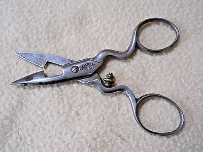 Vintage Sewing Scissors Rare T.Hessenbruch&Co. 1873-1906