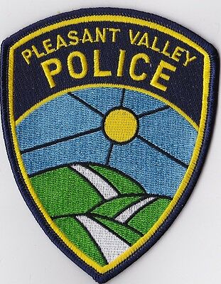 Pleasant Valley Police Patch Missouri MO NEW !!!