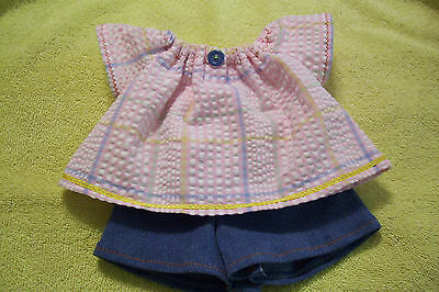 Doll clothes handmade for Cabbage Patch 14 inch dolls; SUMMER SPECIAL (0709A)