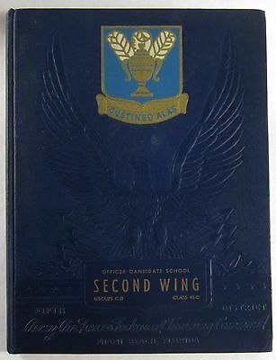 WWII Army Air Corps Pilot Officers Candidate School  Miami Beach FL Class 43-C